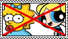 Stamp request : Anti Maggie X Bubbles by LadyRebeccaStamps