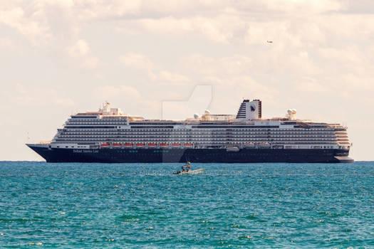 Holland America Line MS Nieuw Statendam Cruise