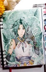 Xiao watercolor