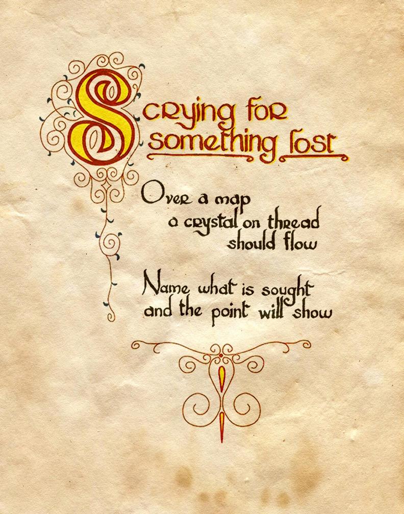 book of lost spells pdf veiw