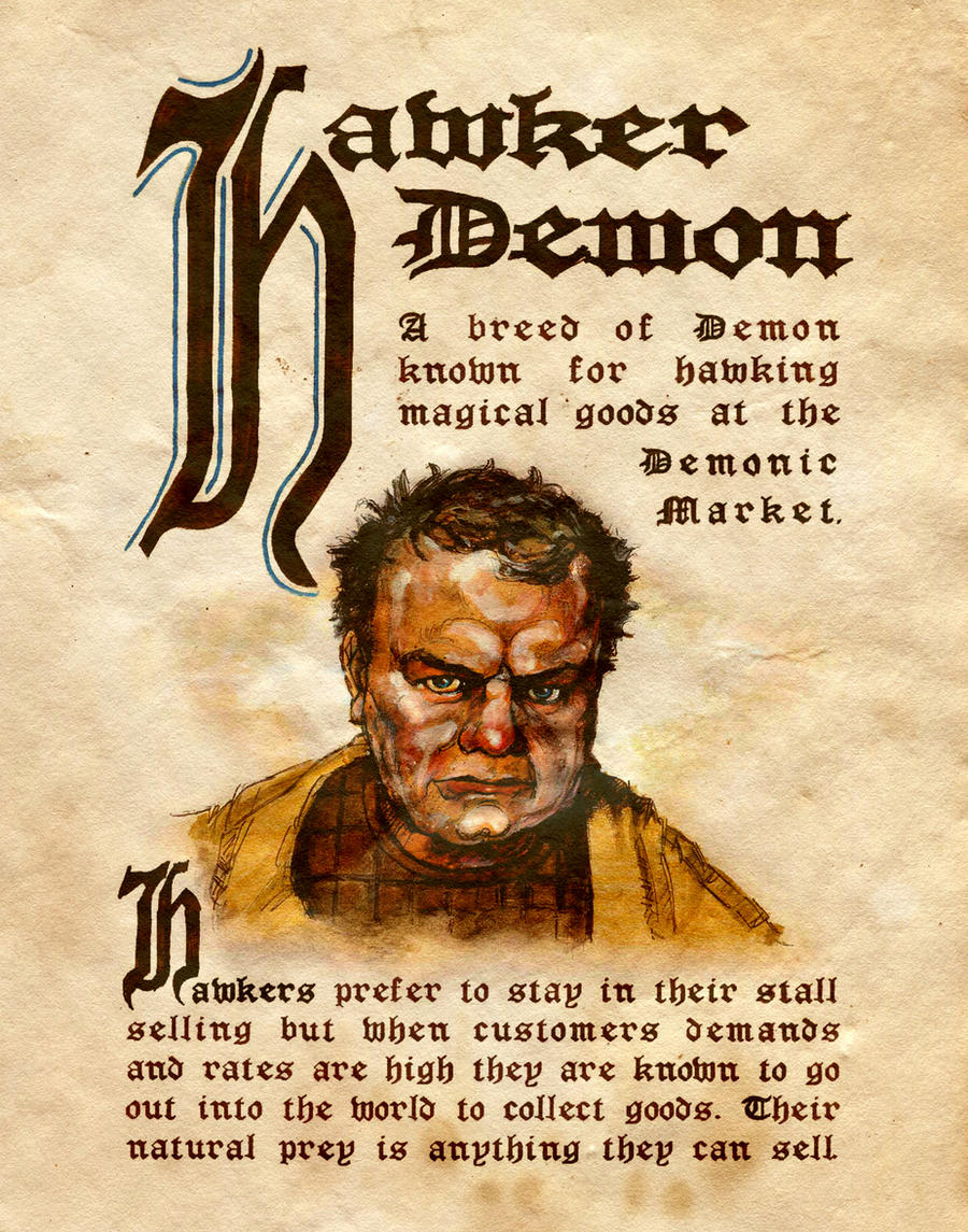 Hawker Demon by Charmed-BOS on DeviantArt