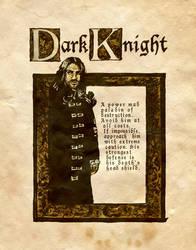 Dark Knight by Charmed-BOS
