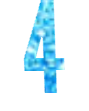 Numeros PNG 4 by khonny
