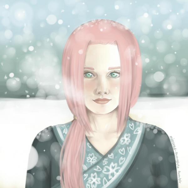 Snow Princess by eyesandmind