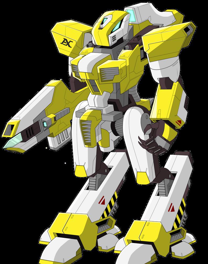 Prototype Sentinal [Updated ver.] by RaishaGS