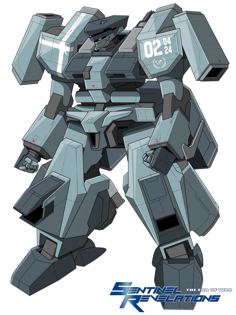 Bardiche B-Type Angriff by RaishaGS