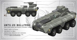 Technology File - UNTG-20 Bullfrog APC