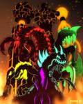 Intel Database: Shadow Beasts - Enemy of Mankind