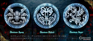 Castlevania : Dominus glyphs