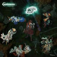 Castlevania : Reborn by pyderek