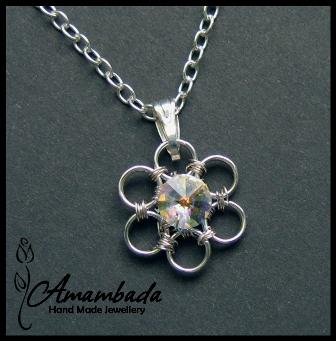 Snowflower by Amambada
