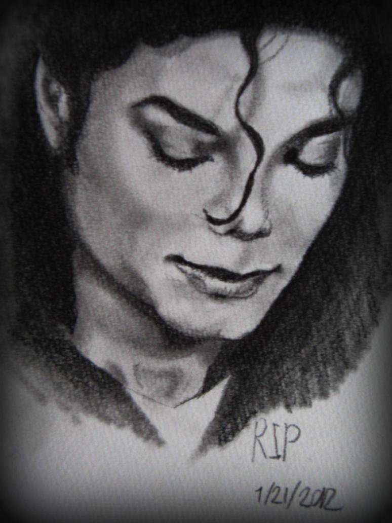 M J Sketch Images MJ sketch by LadyCapulet102