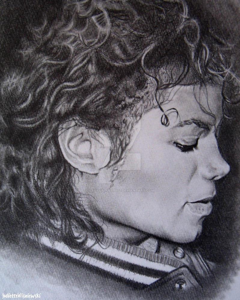 Michael Jackson Shy Profile by LadyCapulet102