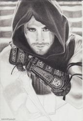 Prince of Persia by LadyCapulet102
