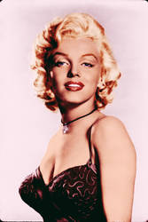 Marilyn Colorization 2 by PleaseMelancholia