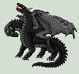 new version 2 Headed Dragon male by Seitira