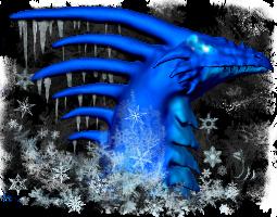 Icedragon by Seitira