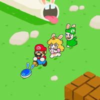 Mario + Rabbids by craigdsf