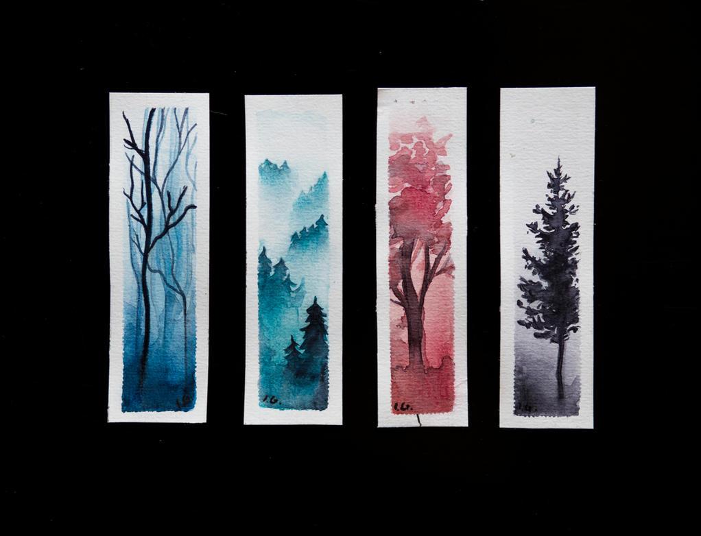Trees by SuperImki