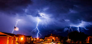 16 August 2013 Lightning