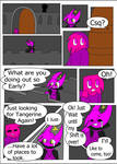 Bad End Au comic 1/2