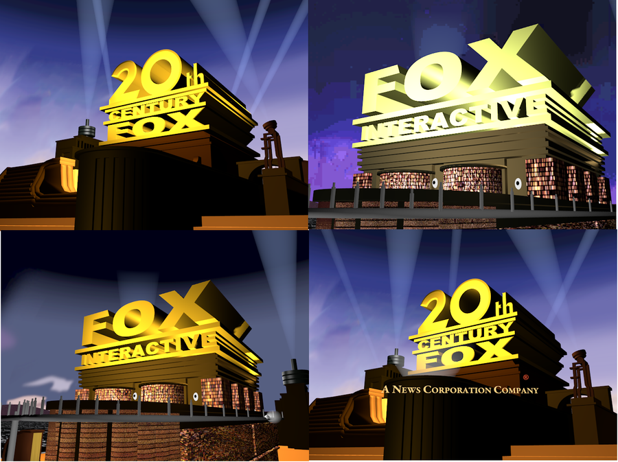 Fox Interactive 2002 Models by Suime7 on DeviantArt