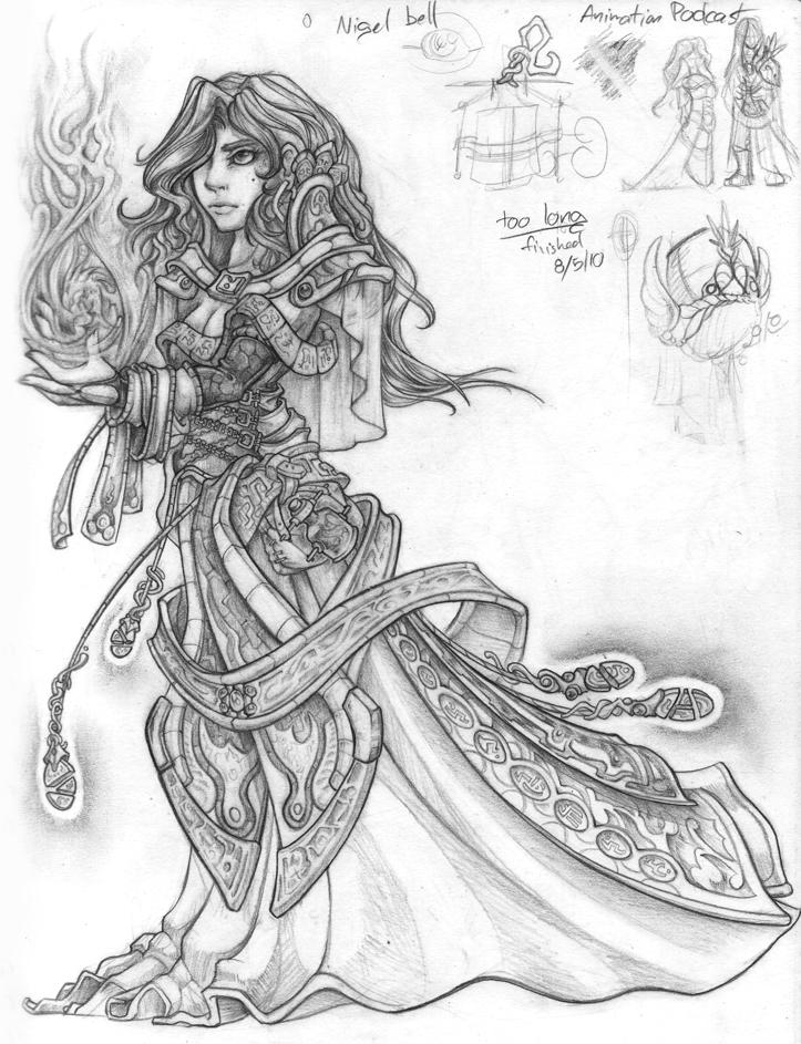 Lady Glacus Nhypherrim Lady_Kay__lah__s_summonings_by_Resident_Jade