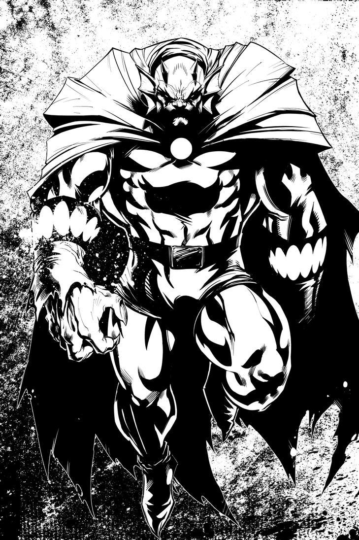 The Demon Etrigan by jpm1023