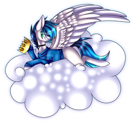 [G] .king of the clouds. by spacegutz