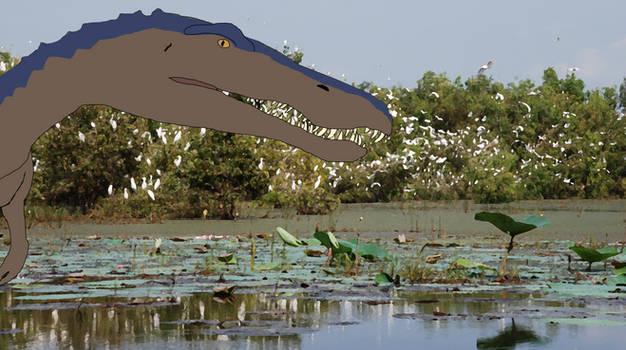 Jurassic Aftermath (Baryonyx Feral)