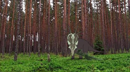 Dinojanuary Day 2 by YellowPanda2001