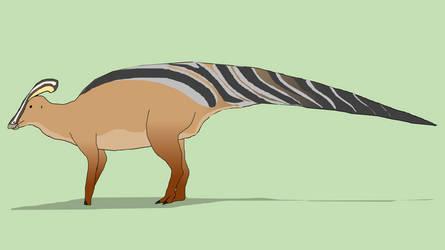 Tlatolophus galorum by YellowPanda2001