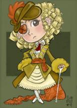 Pirate Princess by AyaBlue22