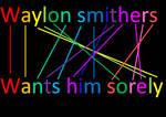 Waylon Smithers by athena139