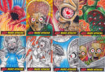 Mars Attacks Sketch Cards 1