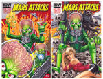 Mars Attacks New York Comic-Con
