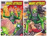 Mars Attacks New York Comic-Con