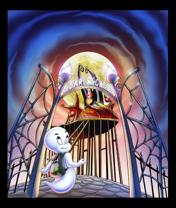 Casper by C-McCown