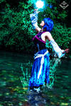 Grasping the light of hope - Master Aqua Cosplay by CrystalHime94