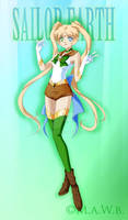Sailor Earth - Happy Earth Day!!