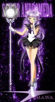 Sailor Andromeda Cosmic Elegance
