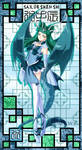 Sailor Zodiac: Dragon/ Sailor Shen Shi