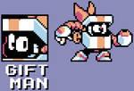 Megaman Trifle: DTN. 003