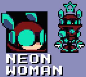 Megaman Trifle: DTN. 006 by CaimbraTwelve