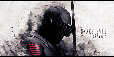 Snake Eyes by draywin848