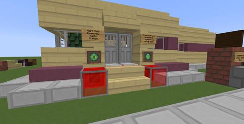 [MC] Concept Build for Night Vale Community Radio by SirChessBot