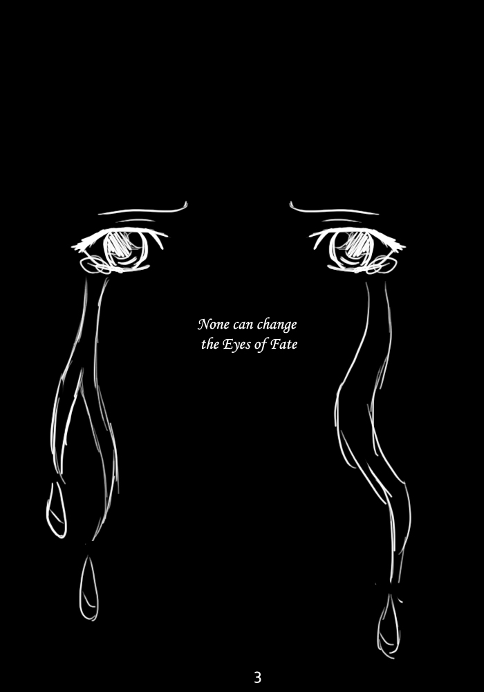 Her tears could fill the ocean.