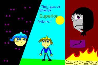 TToS Superior:Volume 1 cover by Supersonicman96