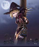 Witch by SharpFFFFFF