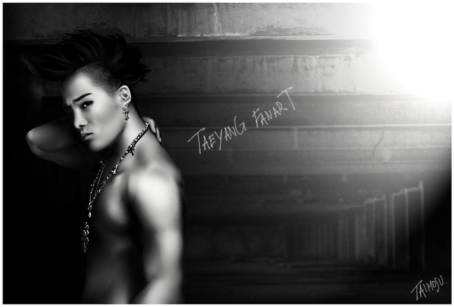 อัพเดทผลงานจ้า....เข้ามาติชม กันได้เน้อ Taeyang_bigbang_by_taimosu-d5f94yl